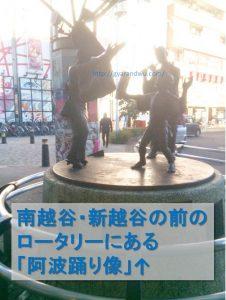 リンクス埼玉越谷店駅前